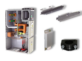 Other Component Parts for Assembly of Single-side Access Cubicles and Complete Switchgears