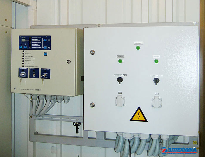 6 kV (12 kV) Indoor Switchgears